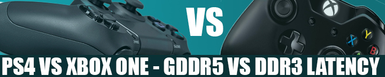 Playstation 4 GDDR5 Memory Bandwidth & Latency Analysis