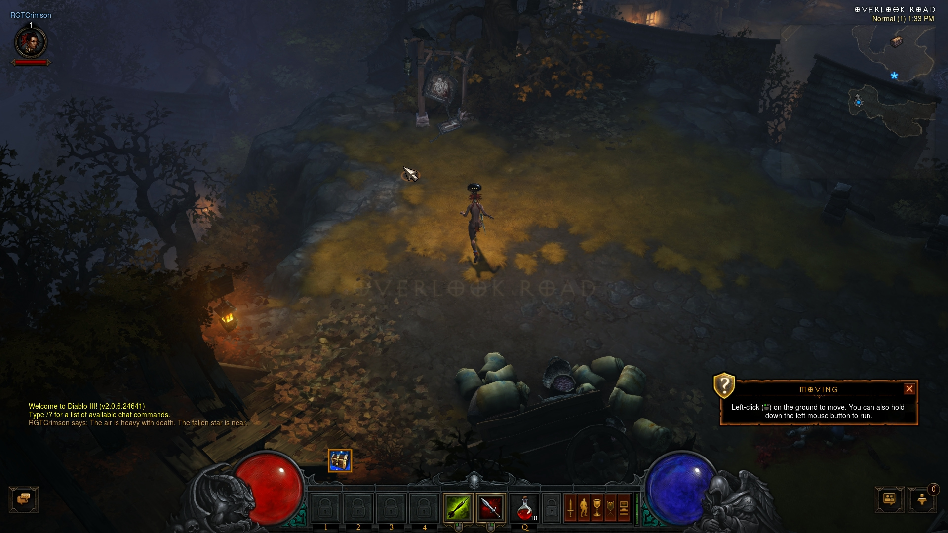 an analysis of diablo 3 a modern video game Video games don't always have to be so brutal and  as modern video games,  cooperative loot grind that draws as much from mmorpgs or diablo 3 as it does call of .