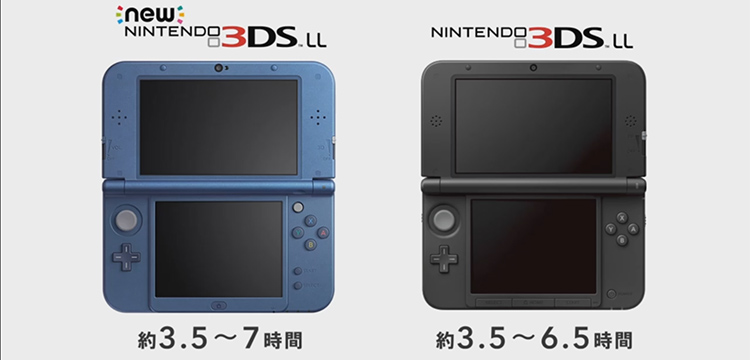 Nintendo's New 3DS features a faster CPU, C-Stick, NFC and a bunch of other features.