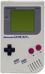 The original GameBoy released in 1989... feel old?