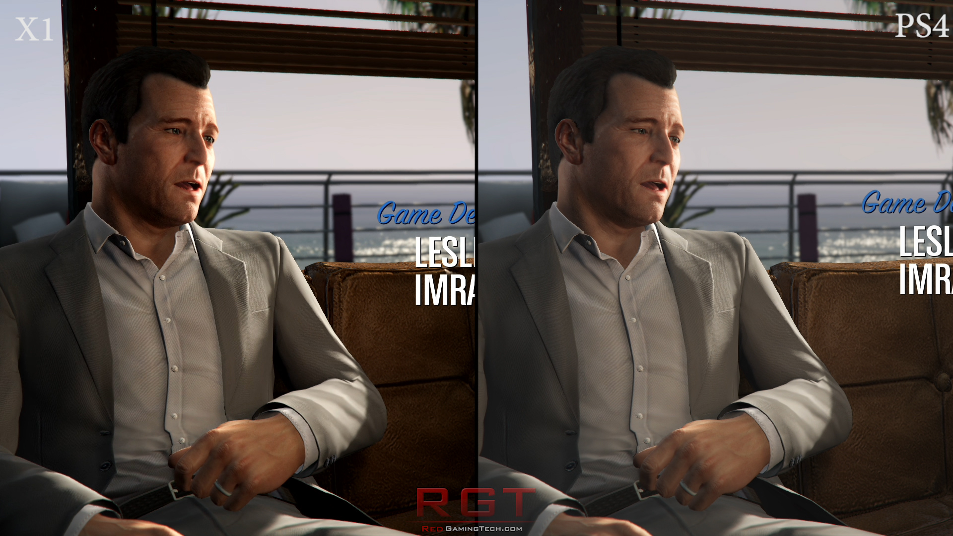 gta 5 pc vs ps4 pro