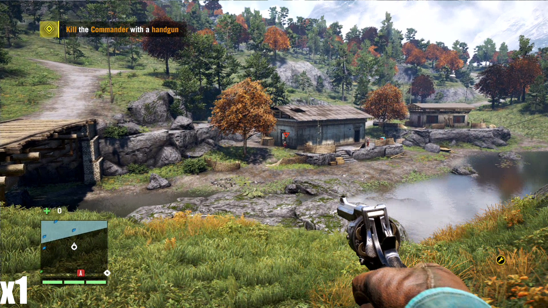 far cry 4 xbox one gameplay