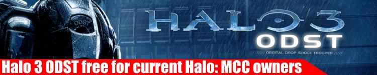 Halo 3-ODST free