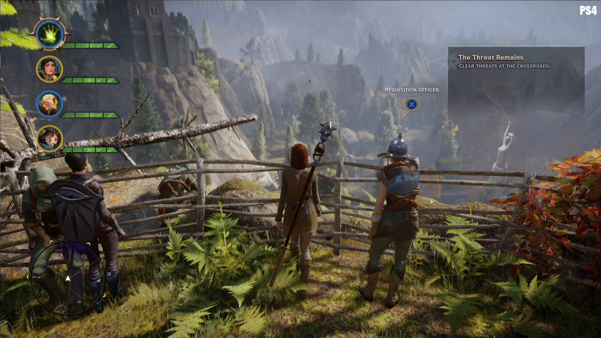dragon age inquisition xbox one vs playstation 4 pc. Black Bedroom Furniture Sets. Home Design Ideas