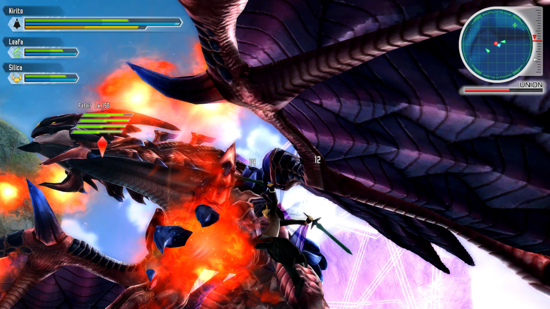 Sword art online hollow fragment release date