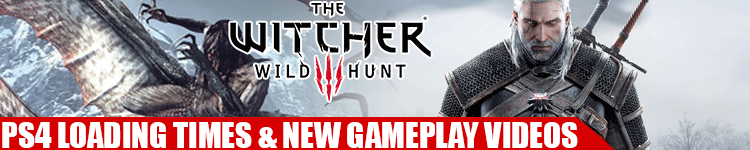 WITCHER-GAMEPLAY
