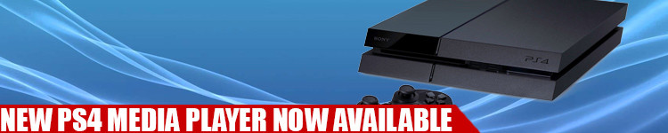 PS4-media-player