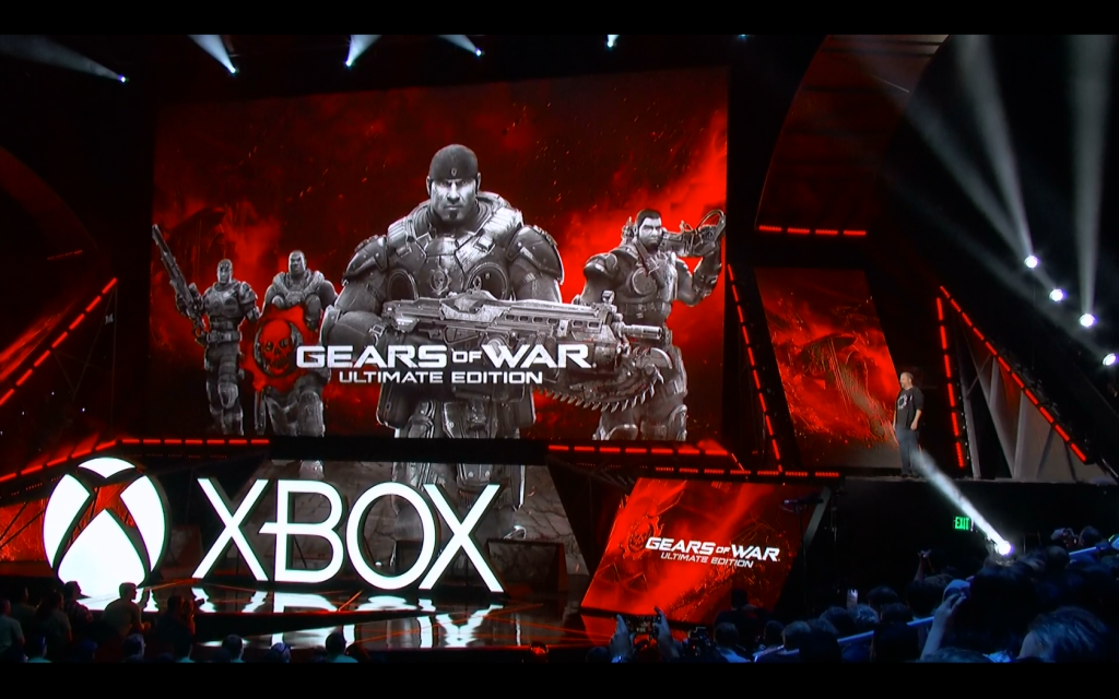 gears remastered