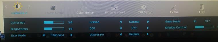g2460pf-monitor-OSD`