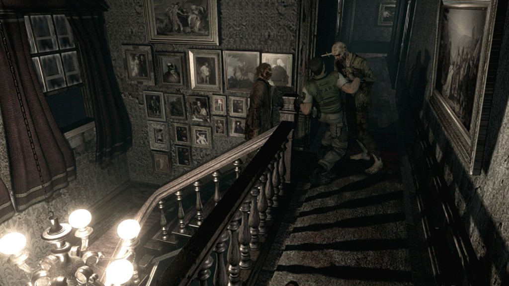 Resident Evil 1 (remake)