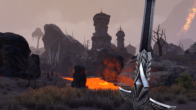 Elder Scrolls Online: Morrowind | Gameplay Trailer ...