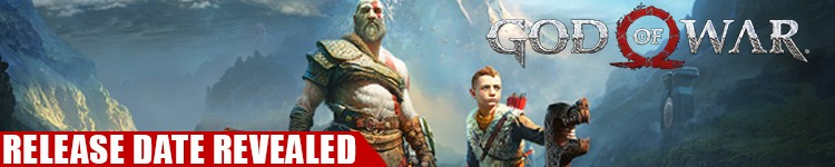 god of war release date